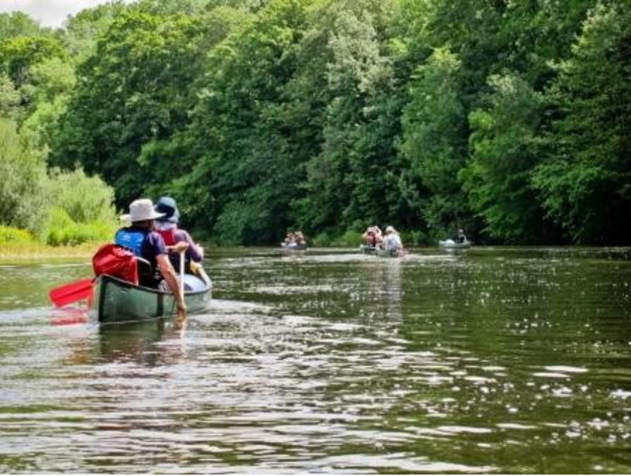 river wye canoe